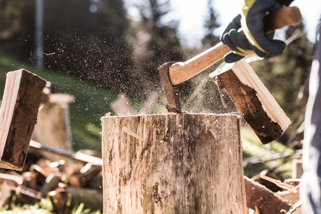 Stocker du bois