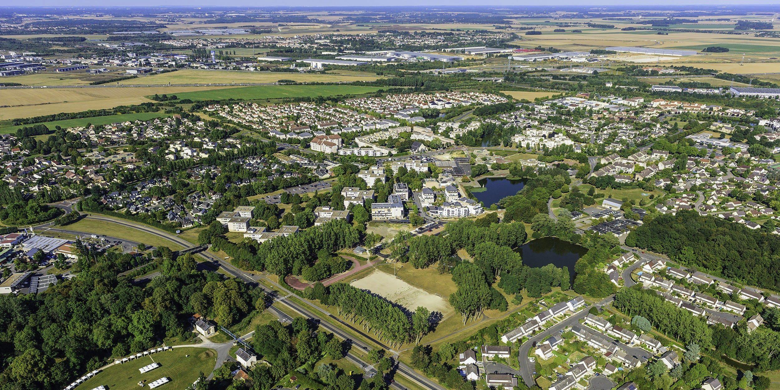 Vivre ou déménager dans la ville de Savigny-le-Temple