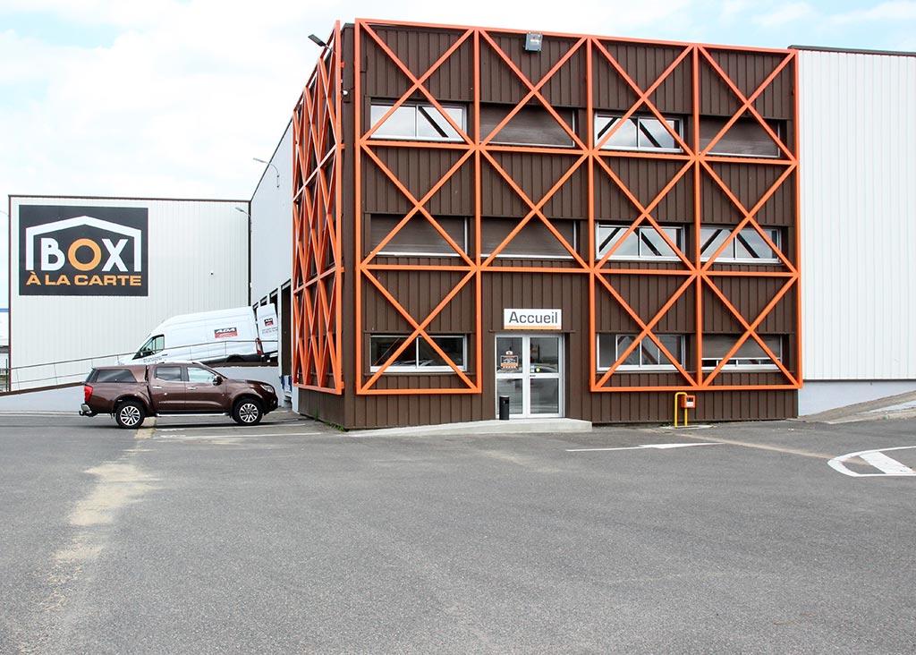 Exterieur Centre Senart Savigny 2