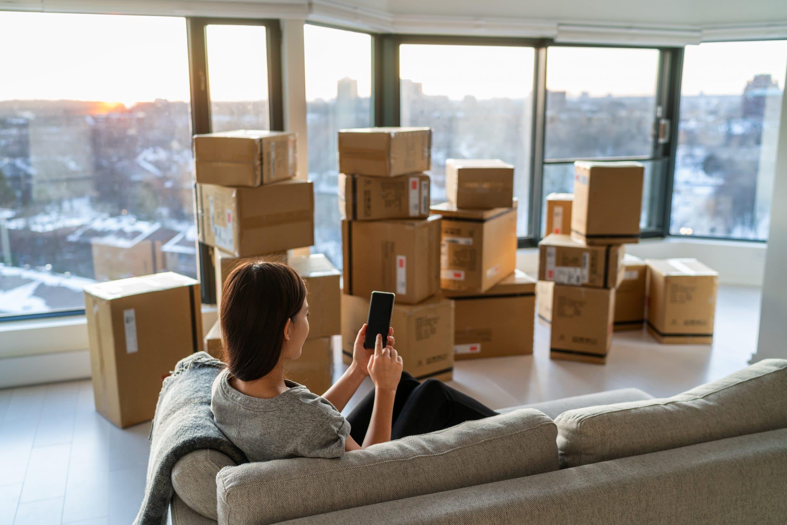 Réaliser un devis de location de garde meuble