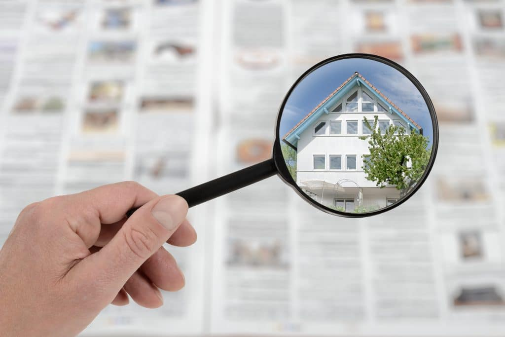 annonce en ligne - location immobilière