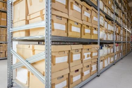 archives étagères - Inventaire