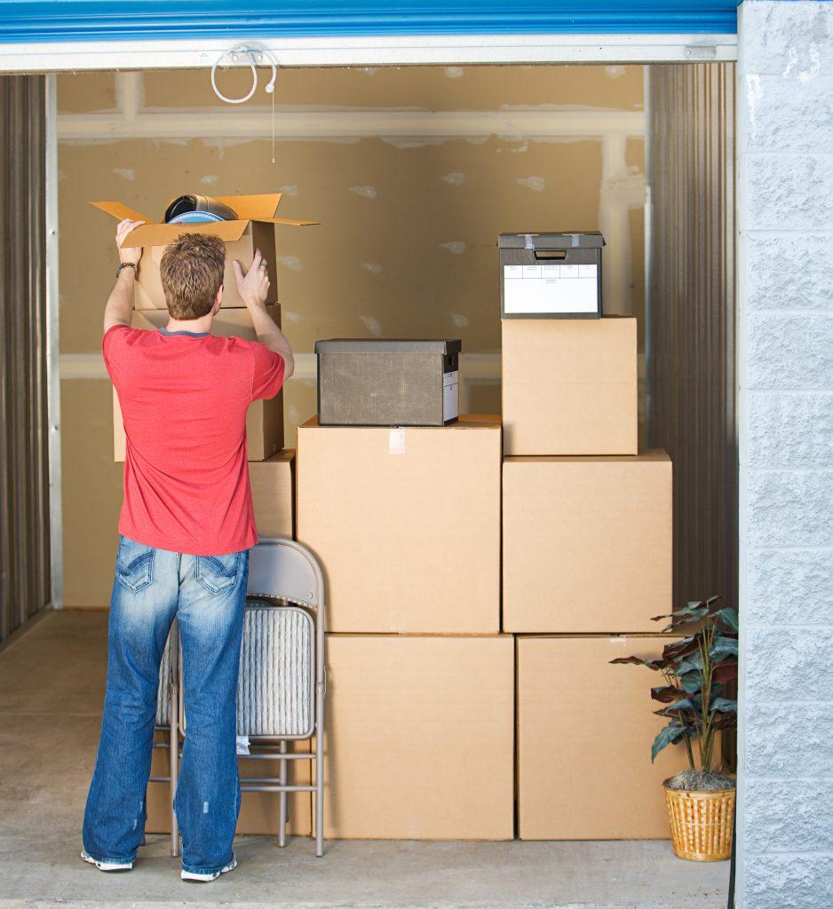 box stockage garde meubles