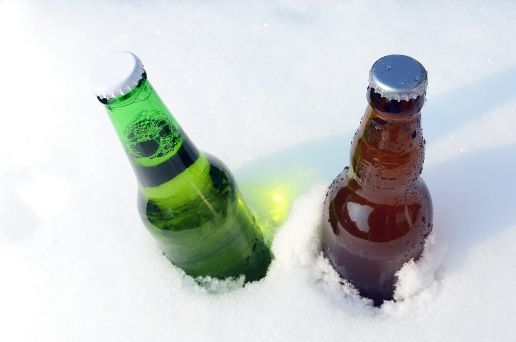 conserver ses boissons rangement frigo