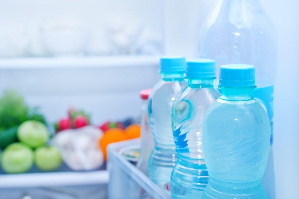 Rangement du frigo