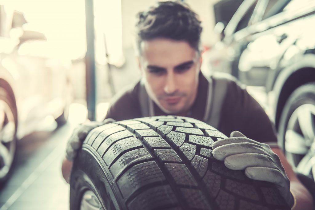 Stocker ses pneus