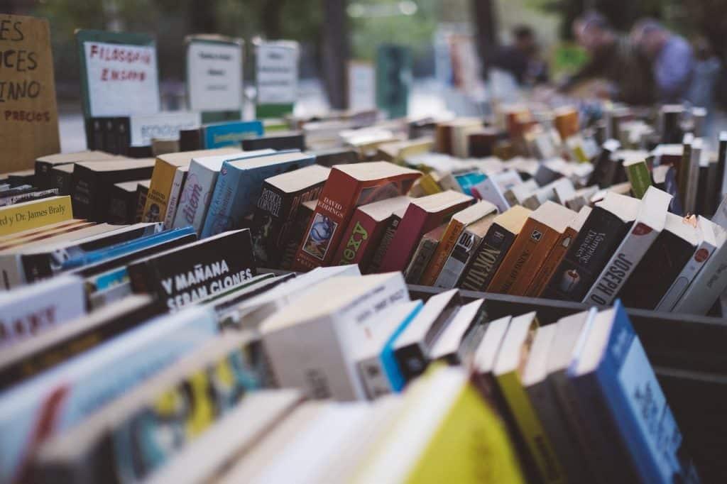 collectionneur de livres