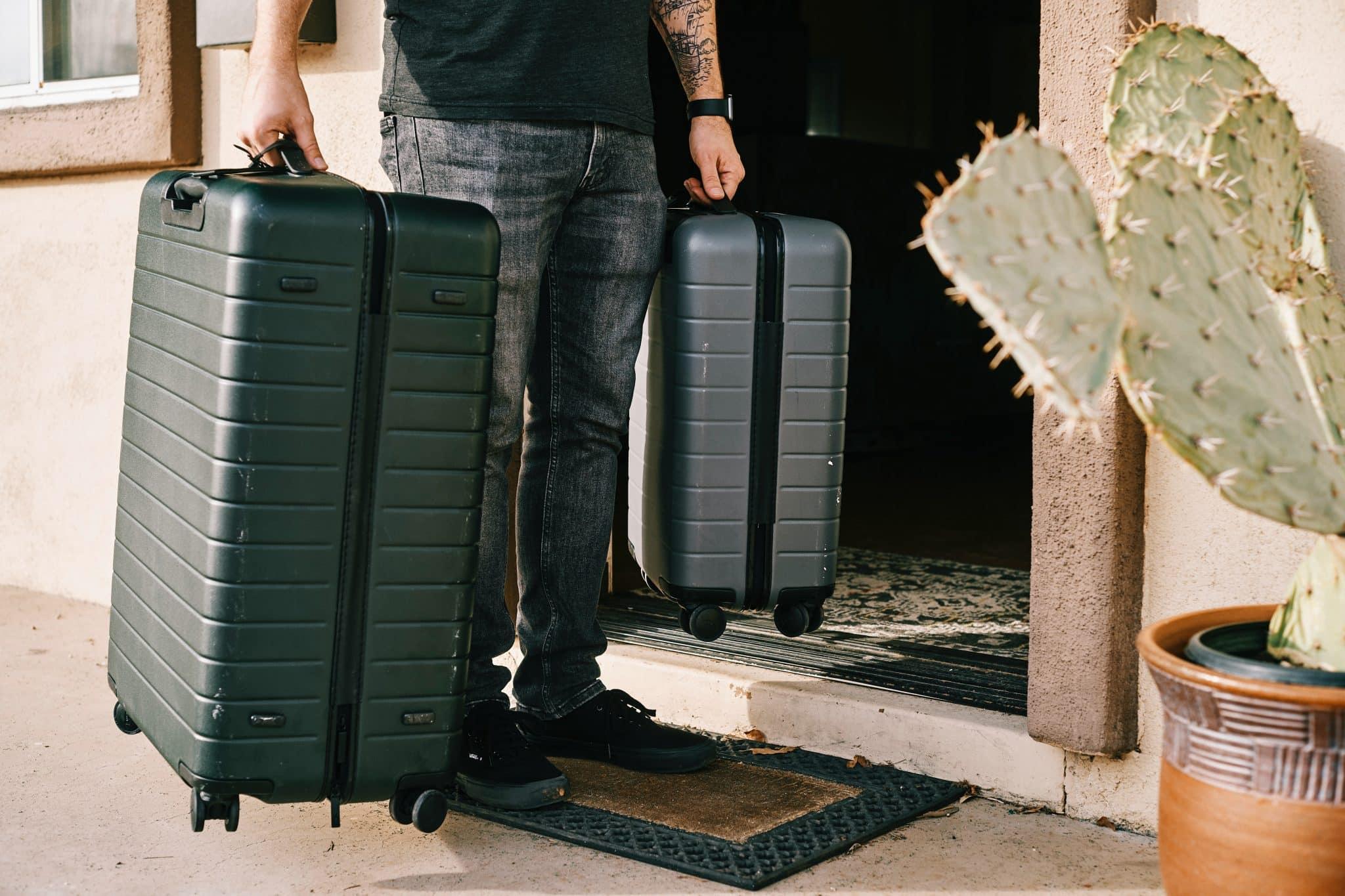 Où stocker ses affaires lorsqu'on voyage ?